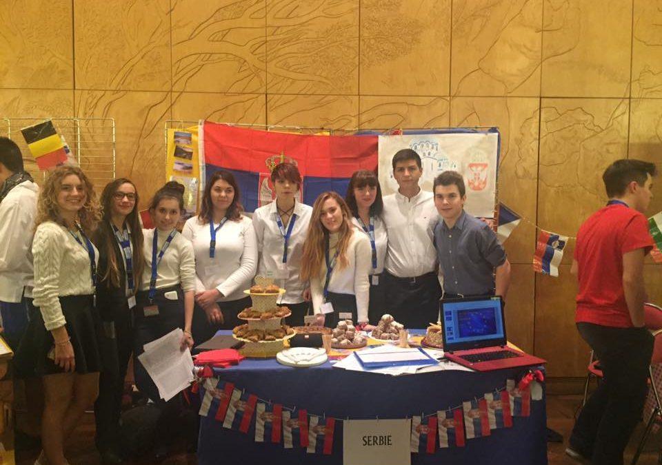 Le LGT au Parlement Européen des Jeunes