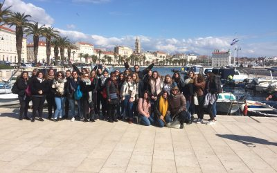 Voyage section ASSP en Croatie – 21/03 au 28/03/2018