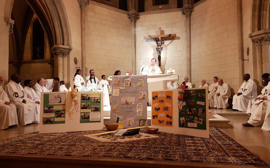 Messe le 18 février pour Sainte-Bernadette