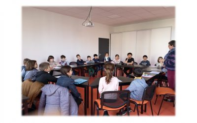 1er Conseil des Enfants à l'école