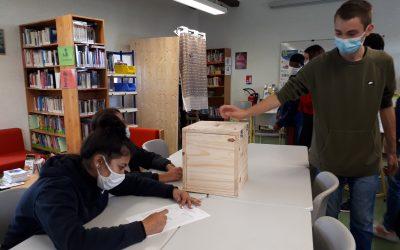 Election des délégués au Lycée Professionnel
