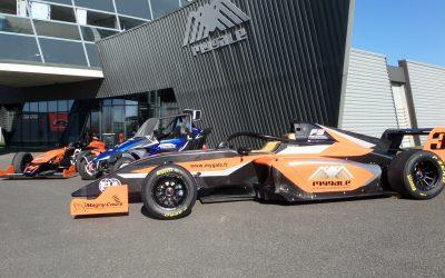 les élèves de FCIL en visite chez Mygale et Ligier Automotive