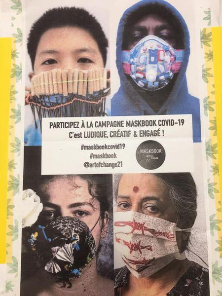 Projet Arts plastiques – « Tous masqués » 3èmes