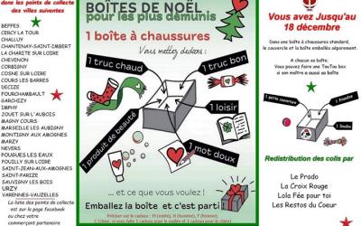 Action solidaire – Boîtes de Noël 58