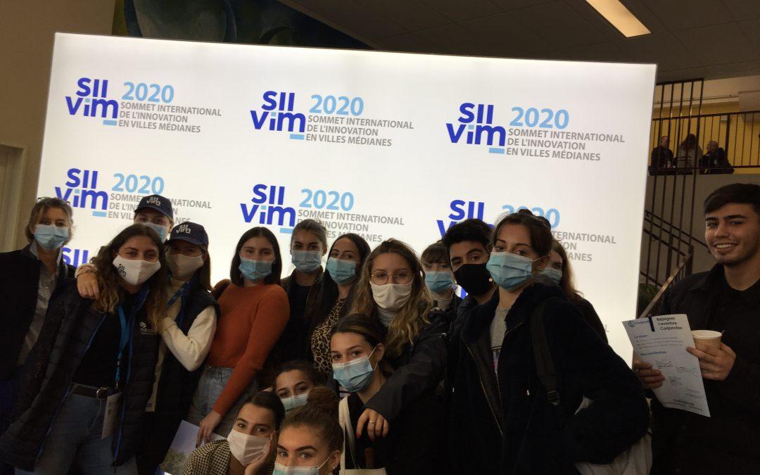 SALON SIIVIM POUR LES ETUDIANTS DE BTS 1 SUPPORT A L'ACTION MANAGERIALE